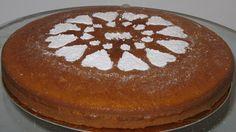 Fragole e panna: Torta all'arancia