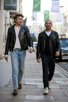 London Fashion Week Men's SS18: the strongest street style