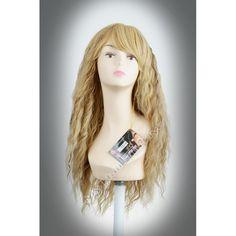 Kaliteli Sentetik Peruk Uzun Model - AFET-P1086 Fön maşa yapılan ısıya dayanıklı kaliteli uzun sentetik peruk.Detaylar için web sayfamızı ziyaret edin.