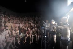 The practice of cupping is linked closely to the use of the Sauna in Finnish practices of this faith. This is a mostly male gathering, band and all, at a large sauna. Medical Miracles, Visit Helsinki, Finnish Sauna, Marimekko, Finland, Wellness, Culture, Concert, Saunas