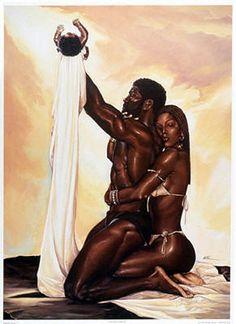 Divine Order.   Artist: WAK (Kevin A. Williams)