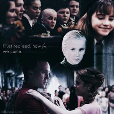 Dramione is real