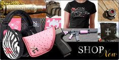 GunGoddess.com: Fun and Feminine Shooting Accessories, Apparel & Gifts for Women