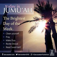 Videos on Jummah - http://islamio.com/en/topic/jummah-en/