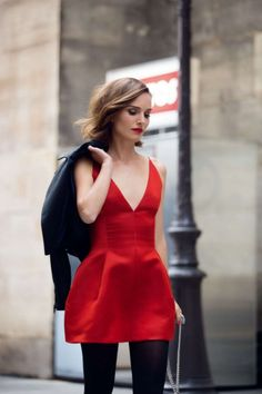 Natalie Portman – Miss Dior 'Rouge Dior' Campaign 2016