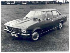 Opel Rekord 2100 D - 1972