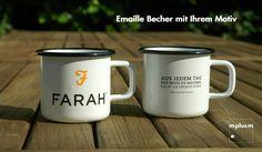 Click! zur Übersicht 'Emaille Tassen mit Ihrem Logo'