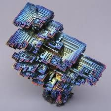 Bismuth is a chemical element with symbol Bi and atomic number 83. Bismuth, a pentavalent post-transition metal, chemically resembles arsenic and antimony. Elemental bismuth may occur naturally, although its sulfide and oxide form important commercial ores. The free element is 86% as dense as lead. It is a brittle metal with a silvery white color when freshly produced, but is often seen in air with a pink tinge owing to surface oxidation.