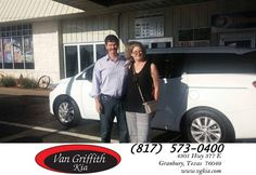 https://flic.kr/p/MyBWcm | Van Griffith Kia Customer Review | we only buy cars every 10 years. We bought our first Kia Sedona from Jay Simons 10 years ago and had the best experience - we're back for our second and, of course, we had to have Jay help us. Love our van.  ladonne & Kevin, deliverymaxx.com/DealerReviews.aspx?DealerCode=PXVJ&R...