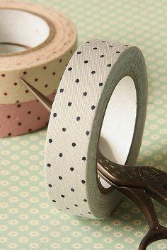 polka dot tape - i need this