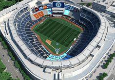 New York City FC, Yankee Stadium