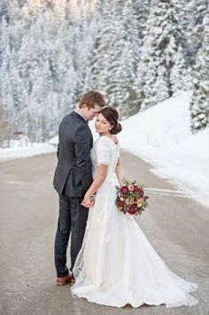 Свадьба зимой: рекомендации + 200 примеров для вдохновения