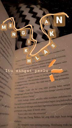 Quotes Rindu, Book Qoutes, Tumblr Quotes, Text Quotes, Daily Quotes, Love Quotes, Funny Quotes, Inspirational Quotes, Reminder Quotes