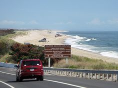 Route 1 at Delaware Seashore State Park...our favorite weekend spot during the summer.