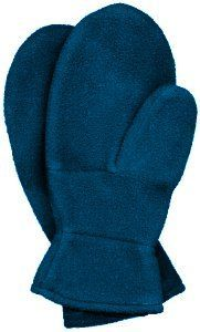fleece mitten pattern