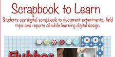 scrapbook faster than a lapbook more fun than a book report