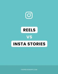 Is one better than the other? Should you post on Reels or in Story only? Here is a comparison to show you the difference between Instagram Story and Reels. We all have different types of Instagram accounts, different brands, different businesses, different strategies.⁣Insta Stories and Reels are different platforms and can be used to create different types of content, and to connect with your audience in different ways. #instagramtips #instagrammarketing #instagrammarketing #socialmediatips