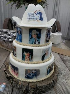 Miss Rodeo Wyoming 2013  By: Liz's Cakes
