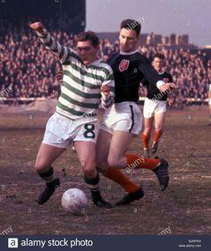 Season 1967/1968 Celtic V East Stirling Celtic Park - Glasgow Bobby Stock Photo, Royalty Free Image: 28753160 - Alamy