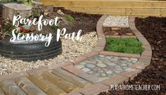 After we finished our patio makeover, we decided to start working on Sophie's play area. This was how the top of our garden looked in April. A dangerous mess! So we have spent the last few mo…
