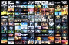 Pixar Color board UP! http://www.catsuka.com/interf/icons4/pixar_up_colorscript