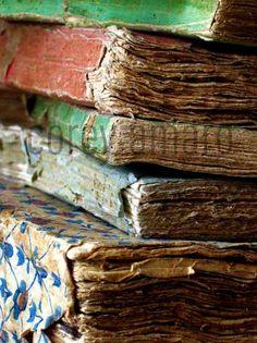 Eighteen century French paperback books