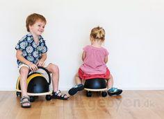 Køb Skubber Wheely Bug Bi - Stor - Fra 3 år. online - Wheely Bug