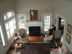 What's extra cool about this house flip is that the owners Patti and Chris, now, in their went through the same exercise only a few years ago. Benjamin Moore Ivory White, Contemporary Light Fixtures, Selling Your House, Stay Cool, Home Renovation, Staging, Curb Appeal, Diy Ideas, Cool Stuff