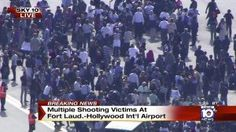 Reports: Multiple People Shot at Ft. Lauderdale Airport