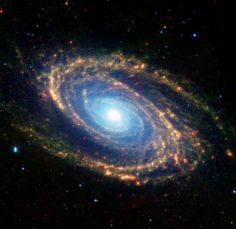 Bode's Galaxy M 81 Although the spiral galaxy M 81 is remarkably smaller than our Milky Way, it contains about the same amount of stars. Constellation: Ursa Major Distance: 12 million light-years Visual magnitude: 6.93 Number of Stars: 250 billion Diameter: 70 000 light-years Type: Sb