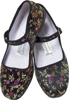 Love MaryJanes by Pandamerica. I love all the styles and the colors