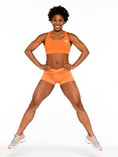 Get those legs ready to rock the short shorts this summer! This lower body workout will firm up your thighs, tone your calves and perk up your butt so you feel confident and strong during the warmer months!