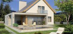 case cu terasa acoperita mare Case, Outdoor Decor, Modern, Home Decor, Homemade Home Decor, Decoration Home, Interior Decorating