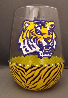 LSU glass