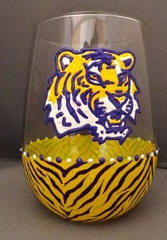 LSU glass