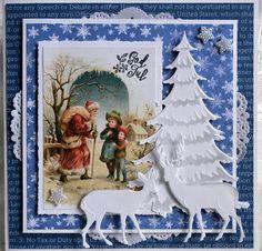 Mange julekort:)