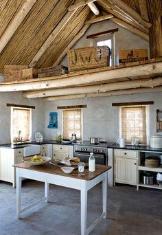 Blog Déco nordique - Une maison de plage en Afrique du Sud