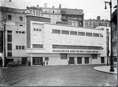 Cinearte, Largo de Santos - 1940