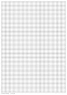 2 Sheets Printed Plastic Template Graph