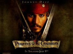 pirates of the caribbean-- anything with Johnny is BOUND to be good!! <3