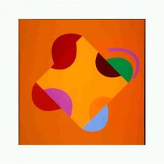 Development of a Square (Orange) By Terry Frost RA: Category: Art Currency: GBP Price: GBP995.00 Retail Price: 995.00 Silk Screen Prints…