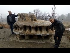 Odd Rock Found in China | Coast to Coast AM ~ A massive and incredibly ornate-looking stone anomaly was uncovered by a villager in China. Xia Changjun noticed a portion of the odd rock on a hill while he was driving down the road and it amazed him so much that he stopped the car and tried to unearth it. Realizing this was a bigger job than he expected, Changjun actually purchased the rock from the property owner and set about digging it out of the ground.