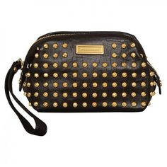 Burberry Studs Cosmetic Case   Wristlet Handbags On Sale c14acdae01ece