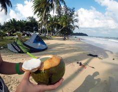 Kokos - pyszny i orzeźwiający