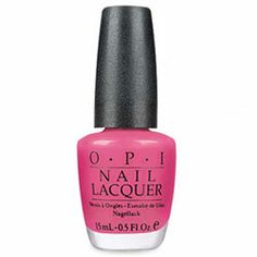 OPI La Paz Itively Hot is a cool hot-pink polish with a frosted finish. It is free from DBP, Toluene and Formaldehyde  For long-lasting gorgeous nail polish: Apply two coats, making sure you let the first coat dry before applying the second one, then apply our favourite Max factor Glossfinity Top Coat for added shine!