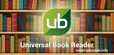 Universal Book Reader Pro APK Free Download for Android -Premium Unlocked Latest Version