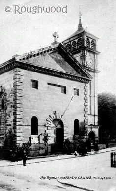Saint Augustine's pre-Tesco.
