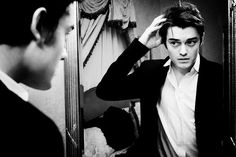 Sam Riley, actor, London