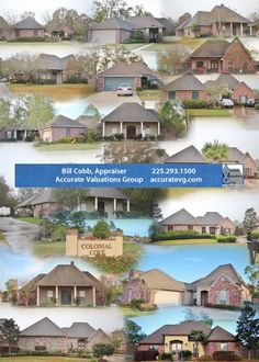 c5de7b3cf9a Colonial Cove Subdivision Denham Springs Flood Sales Update May 26 2017  Other Western Livingston Parish flood updates can be found here  Yes