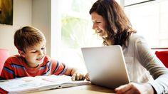 Online School management system, connecting parents and teachers